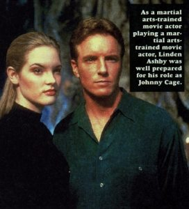Lawp Library Starlog I Think Linden Ashby Johnny Cage